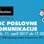 Y.business delavnica: ABC poslovne komunikacije
