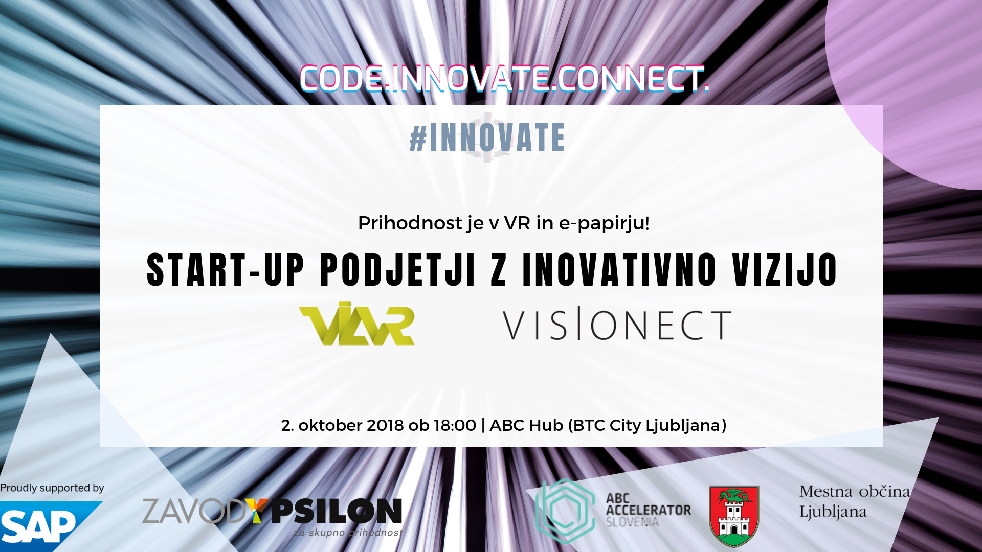 Innovate opening