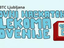 Poslovni hackathon Telekoma Slovenije