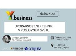 Y.business: Uporabnost NLP tehnik v poslovnem svetu