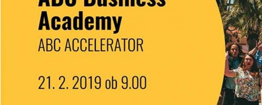 INNOtalks #14: ABC Business Academy: Ko šola ni dovolj