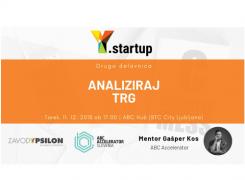 Y.startup delavnica: Analiziraj trg